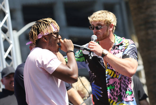 KSI and Logan Paul have been trash talking each other for months