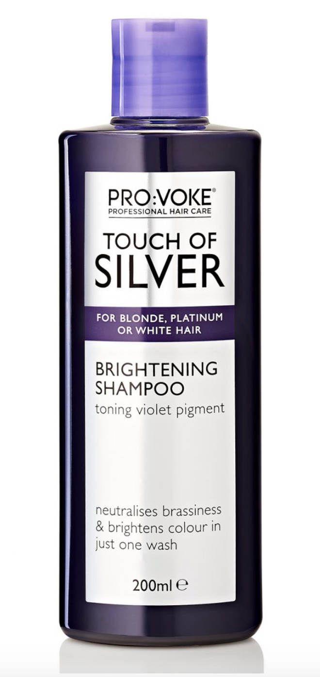 Provoke Touch of Silver Brightening Shampoo