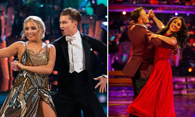 Strictly Come Dancing's costume team have a number of tricks to avoid wardrobe malfunctions