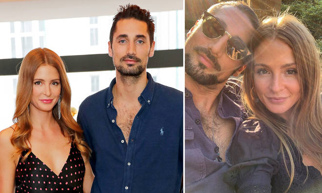 Millie Mackintosh and Hugo Taylor are expecting their first baby