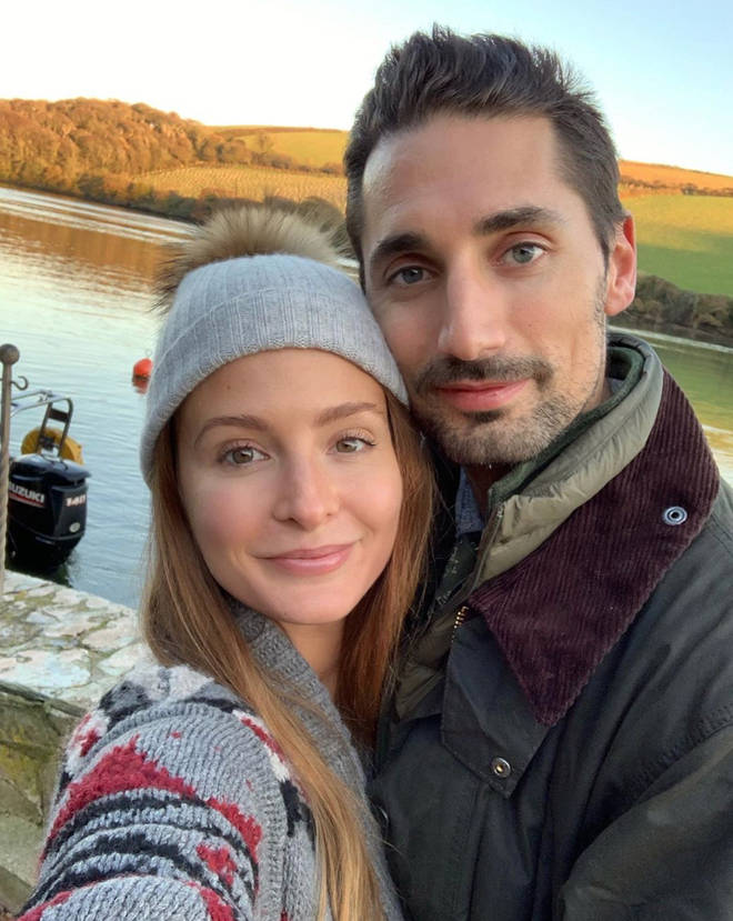 Millie Mackintosh is pregnant with a baby girl