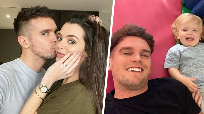 Geordie Shore's Gaz Beadle announces his engagement