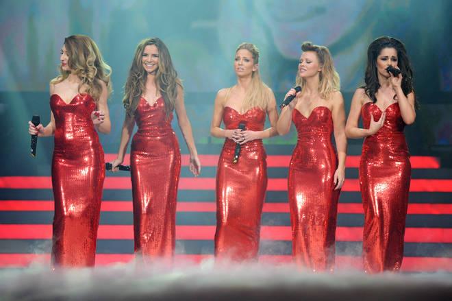 Girls Aloud Ten - The Hits Tour - O2 Arena