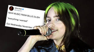 Billie Eilish new song is due to drop on Wednesday