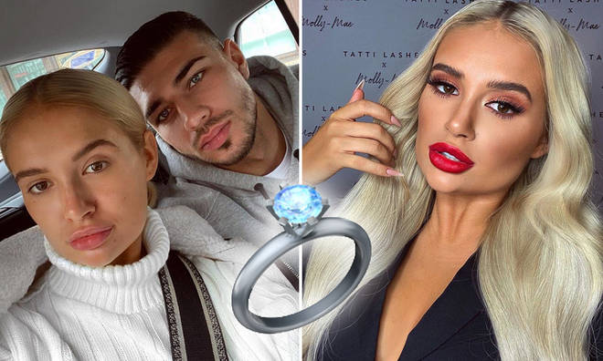 Molly-Mae Hague reckons she knows when Tommy Fury will propose