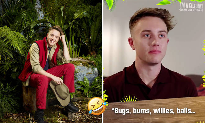 Roman Kemp has revealed cotton wool would be his 'biggest fear'