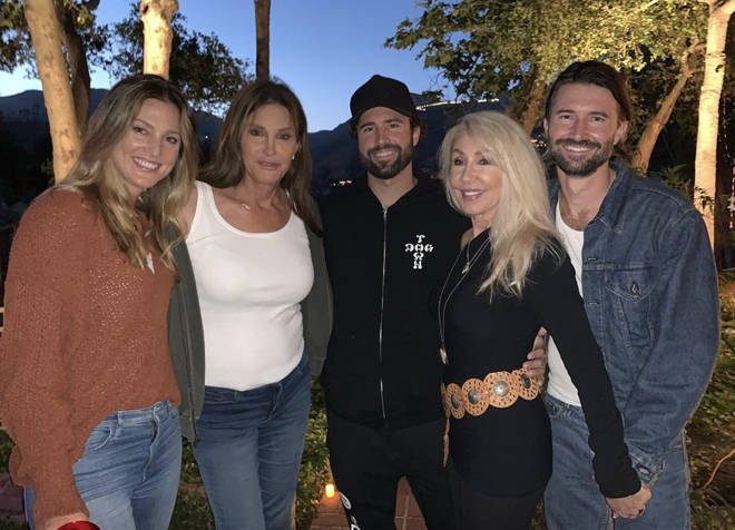 Caitlyn Jenner has two sons with Linda Thompson, Brody and Brandon