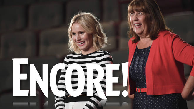 Kristen Bell stars in and produces Disney+'s Encore!