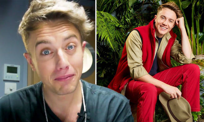 Roman bids his listeners farewell as he heads into the 'I'm A Celeb' jungle
