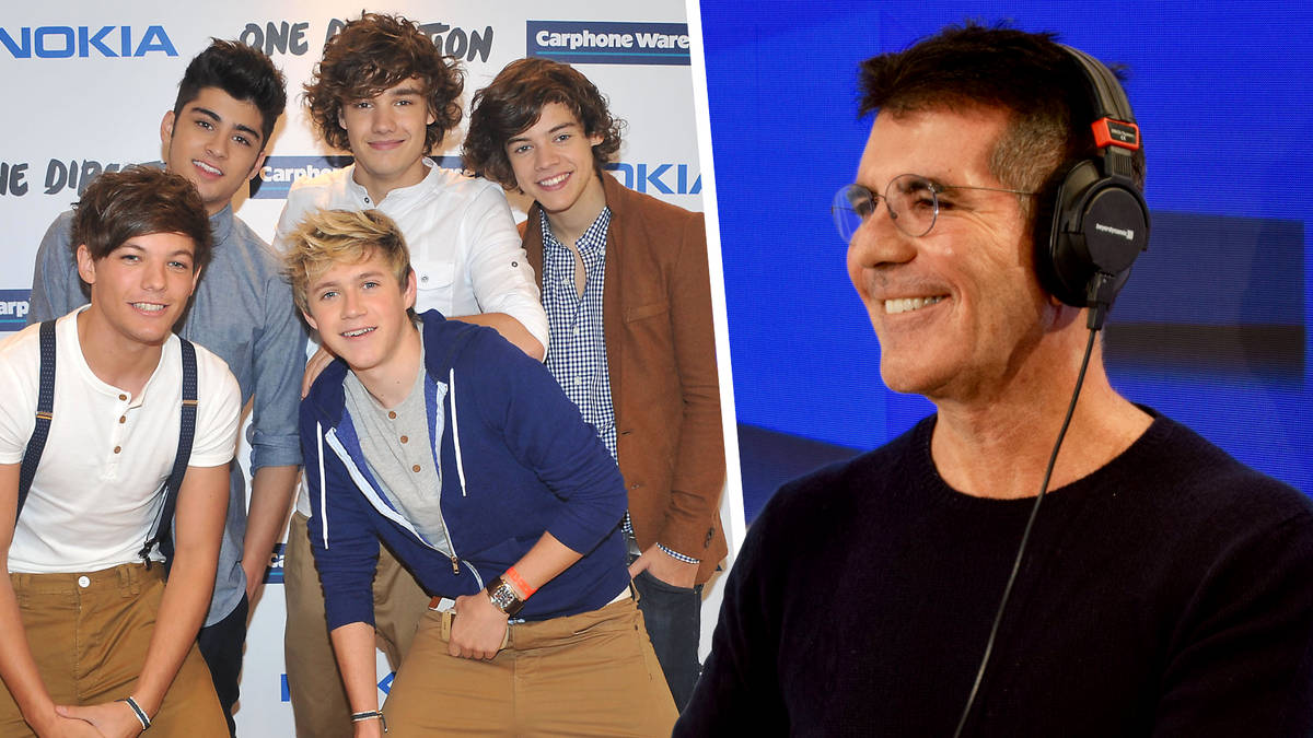 Simon Cowell Thinks The One Direction Reunion Will Happen Soon - Capital FM