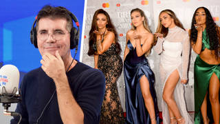 Simon Cowell has explained the controversy between his and Little Mix's show