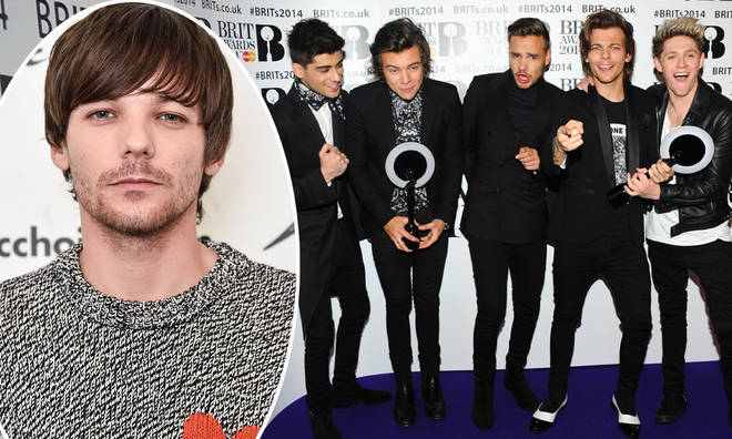 One Direction made 'vague' music according to Louis Tomlinson