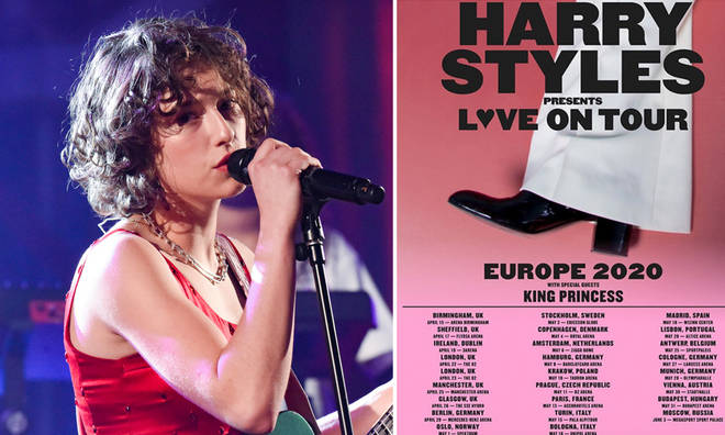 Harry Styles Tour 2020.Who Is King Princess Meet Harry Styles Support Act Joining