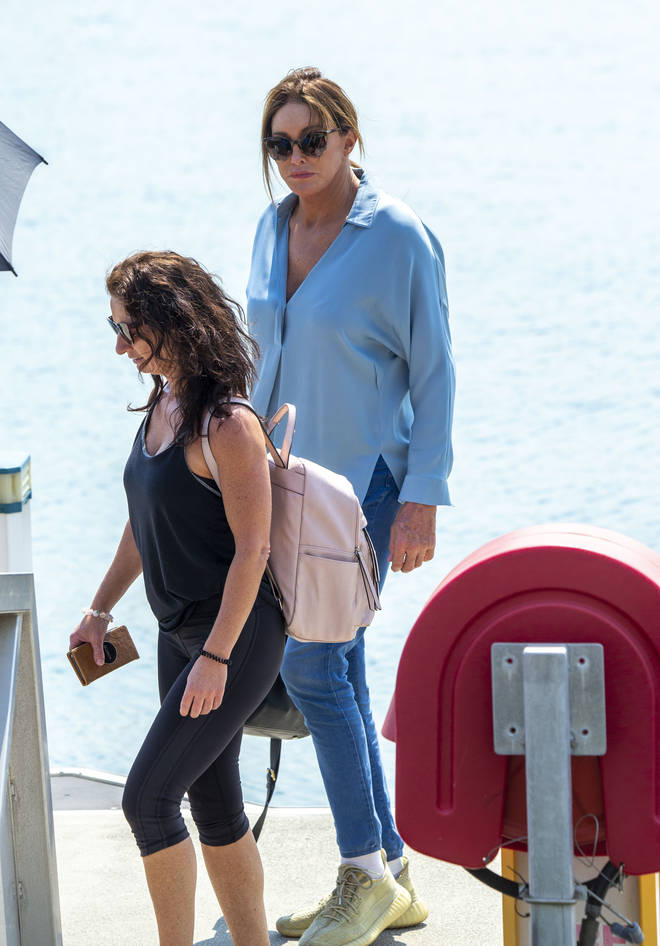 Caitlyn Jenner has arrived in Australia for I'm A Celeb