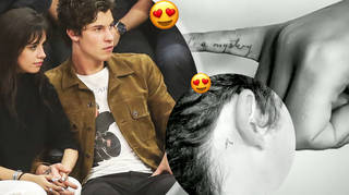Shawn Mendes takes Camila Cabello for her first tattoo