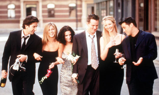 The cast of Friends are reuniting to reminisce their time on the show