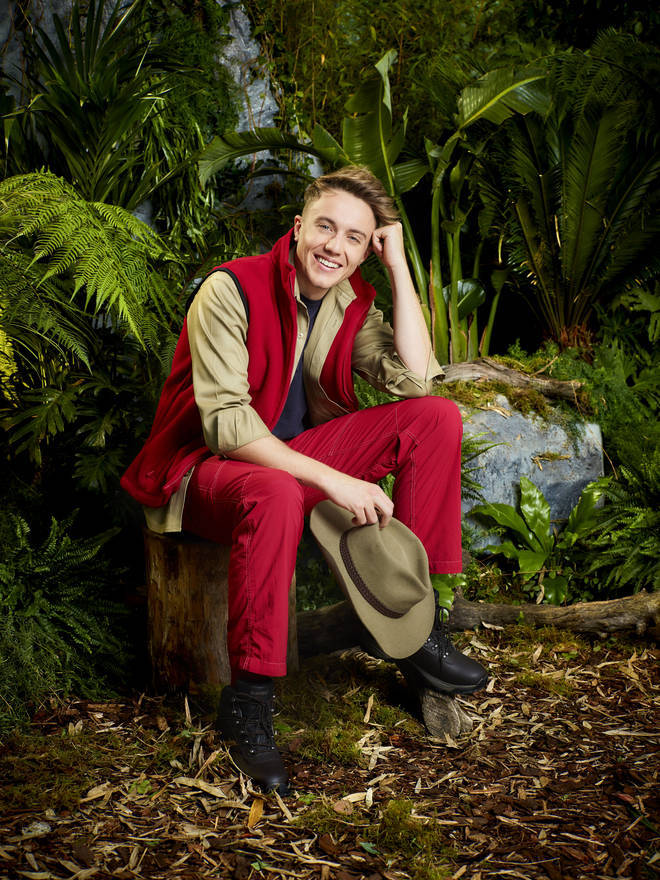 Roman Kemp is set for this year's I'm A Celeb