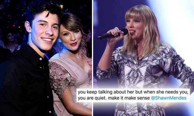taylor swift dating shawn mendes