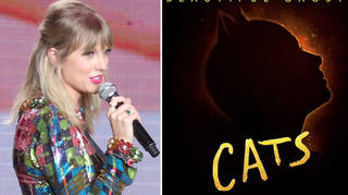 Taylor Swift wrote 'Beautiful Ghosts' with Andrew Lloyd Webber