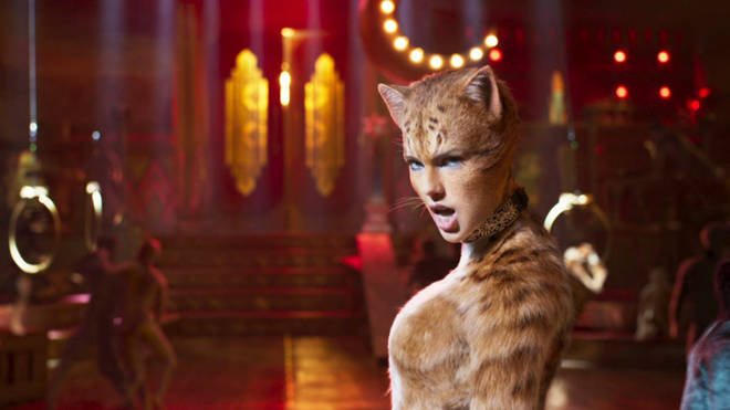 Cats will be released in cinemas 20 December