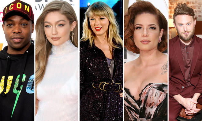 Taylor Swift has been flooded with support from celebrities