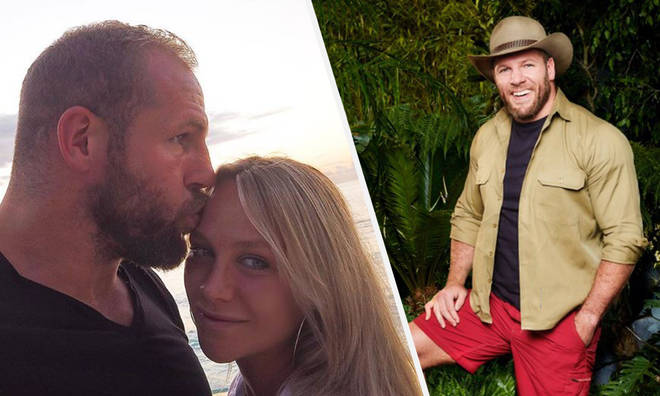 James Haskell is married to the daughter of Richard Madeley and Judy Finnigan