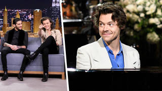 Harry Styles joked about Zayn and referred to him as Ringo Starr