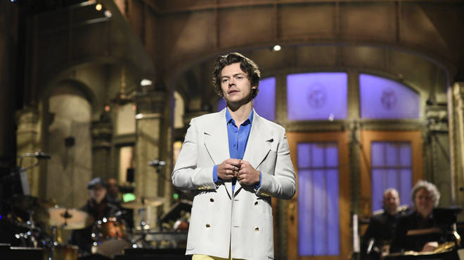 Harry Styles' on Saturday Night Live