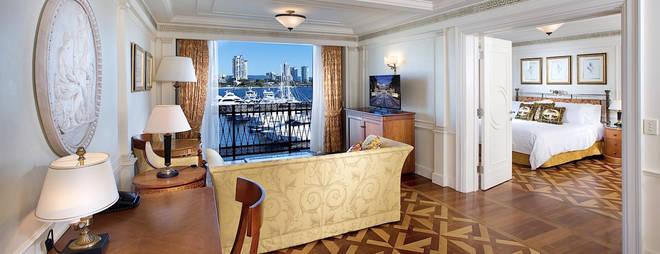 The Palazzo Versace Hotel in Australia