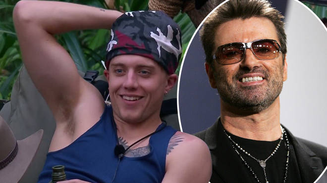 Roman Kemp opened up about George Michael