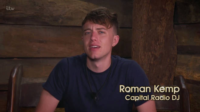 Roman Kemp opened up about his family life