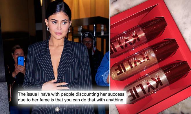 Kylie Cosmetics is worth $1.2 billion