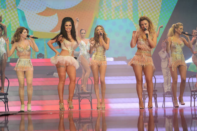 Girls Aloud called it quits after their Greatest Hits Tour