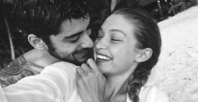 Zayn Malik and Gigi Hadid dated on and off for three years