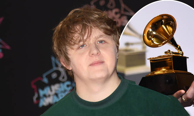 Lewis Capaldi is nominated for Song of the Year