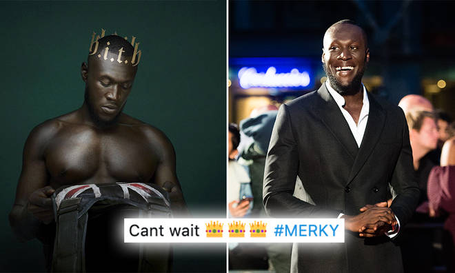 Stormzy hasn't dropped an album since 2017