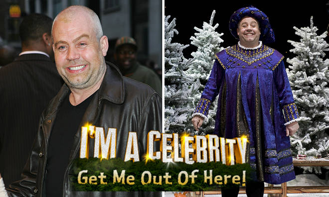 Cliff Parisi has been confirmed as the 12th campmate