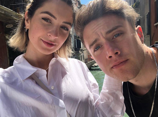 Roman Kemp and Anne-Sophie are so loved up