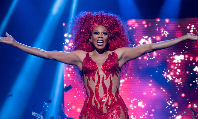 RuPaul plays Ruby Red in a new Netflix sitcom