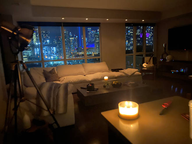 Shawn Mendes has such a cosy apartment