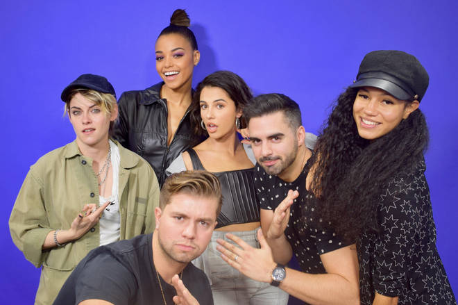 The cast of Charlie's Angels spoke to Rob Howard, Vick Hope and Sonny Jay