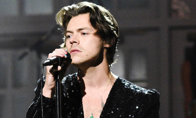 Harry Styles gets his inspiration from 'sadness and sex'