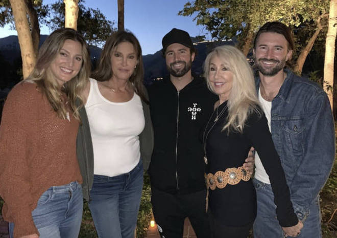 Caitlyn Jenner has two sons with Linda Thompson, Brandon and Brody