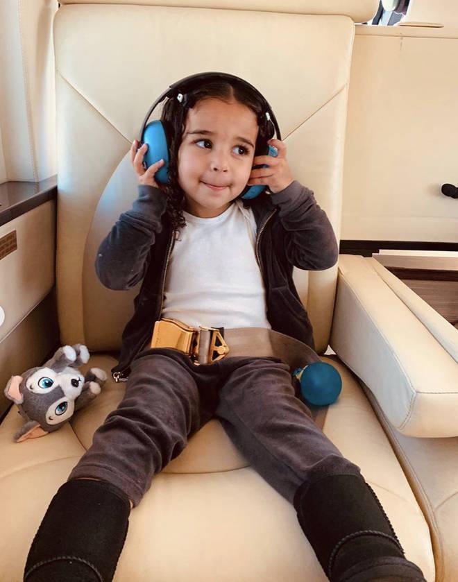 Rob Kardashian has a daughter called Dream