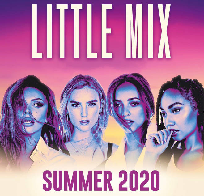 Little Mix's Summer 2020 tour sees them visit London, Leicester and Cardiff