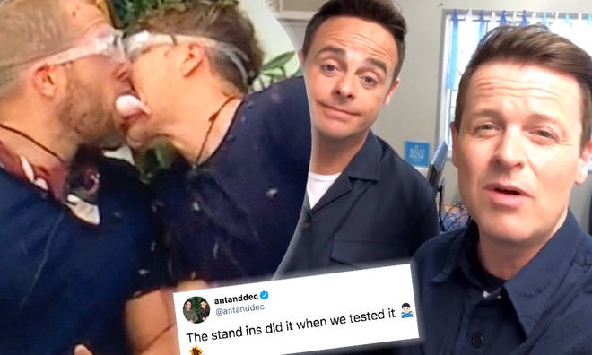 Ant & Dec hit back at claims bush tucker trial was 'impossible'
