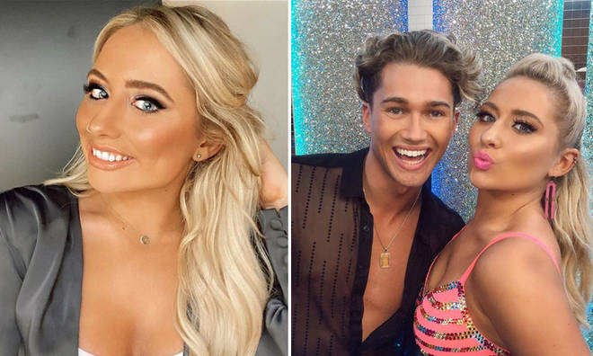 Saffron Barker and AJ Pritchard were at the centre of romance rumours for weeks