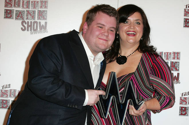 James Corden and Ruth Jones co-wrote Gavin and Stacey