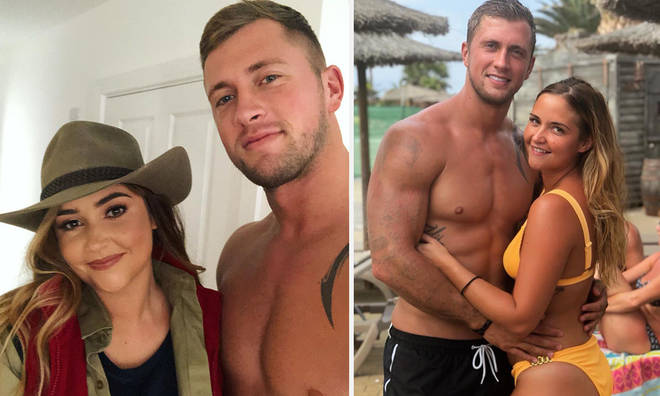 Dan Osborne has been cheering on wife Jacqueline Jossa in the 'I'm A Celeb' jungle jungle