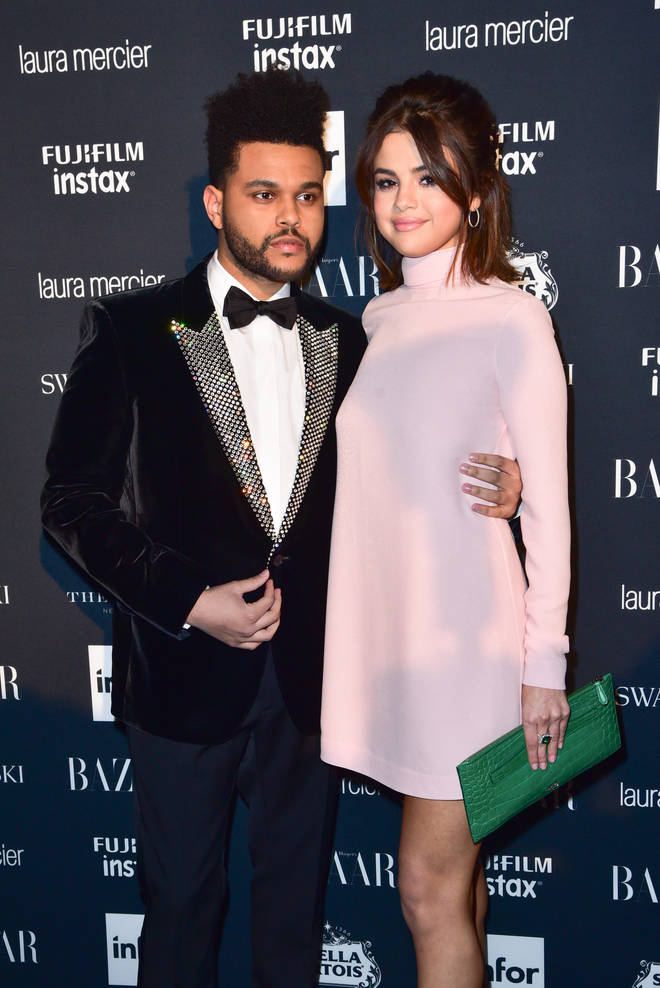 The Weeknd dated Selena Gomez in 2017 for 10 months